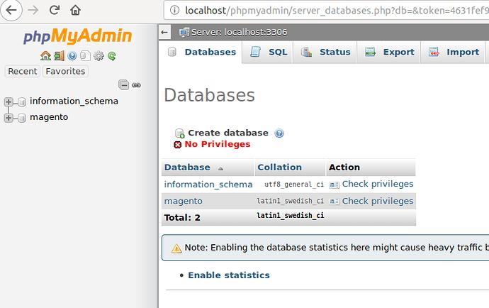 phpmyadminno%20Privileges