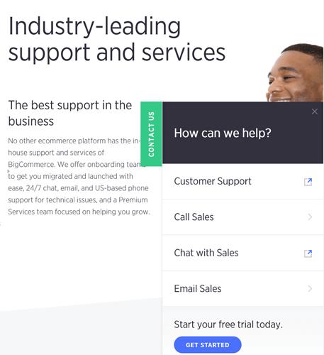 BigCommerce Support