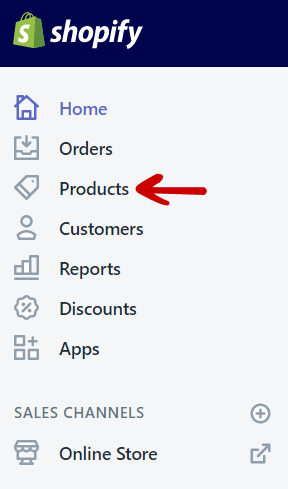 Add Products