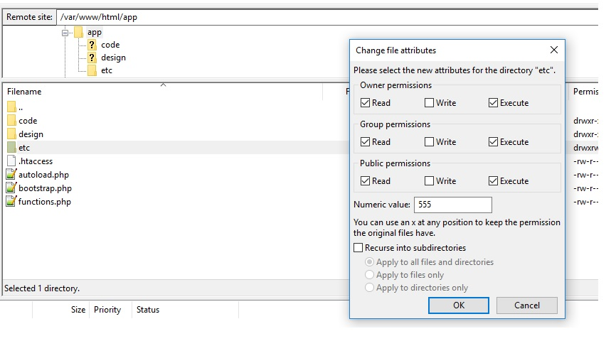 removing%20write%20permitions%20from%20var_www_html_app_etc